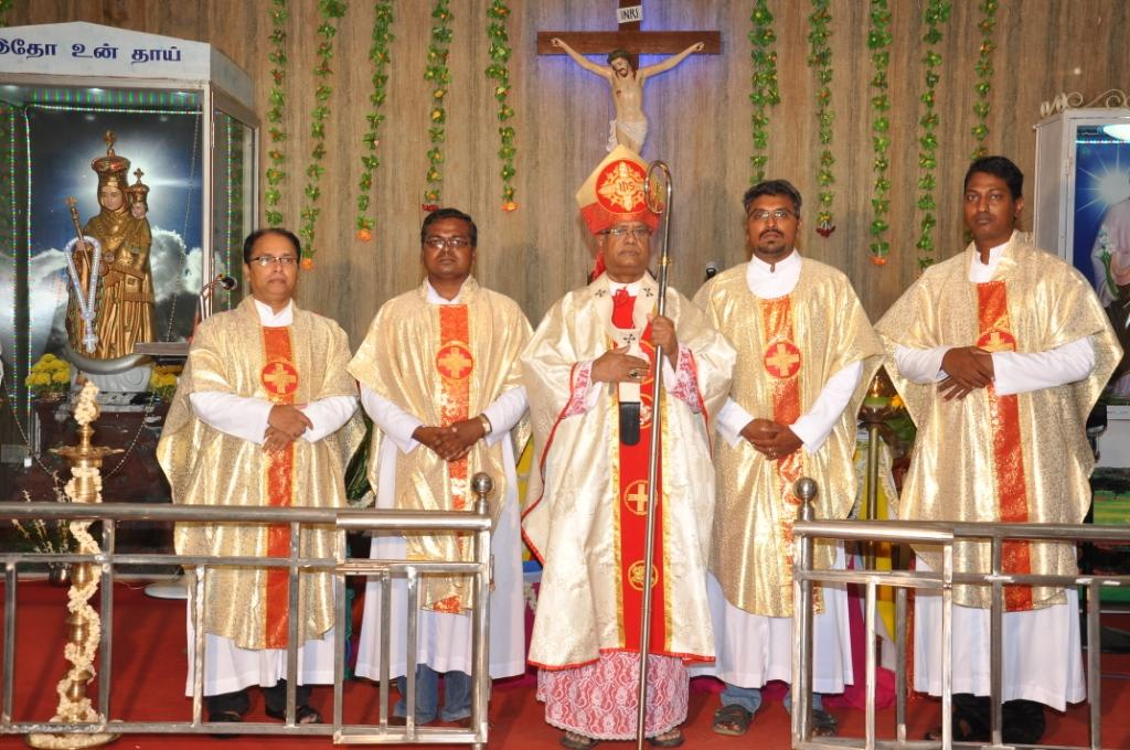 Cumbum New Parish