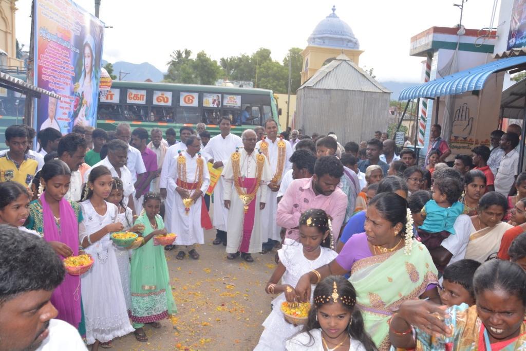 Dhevadhanam visit