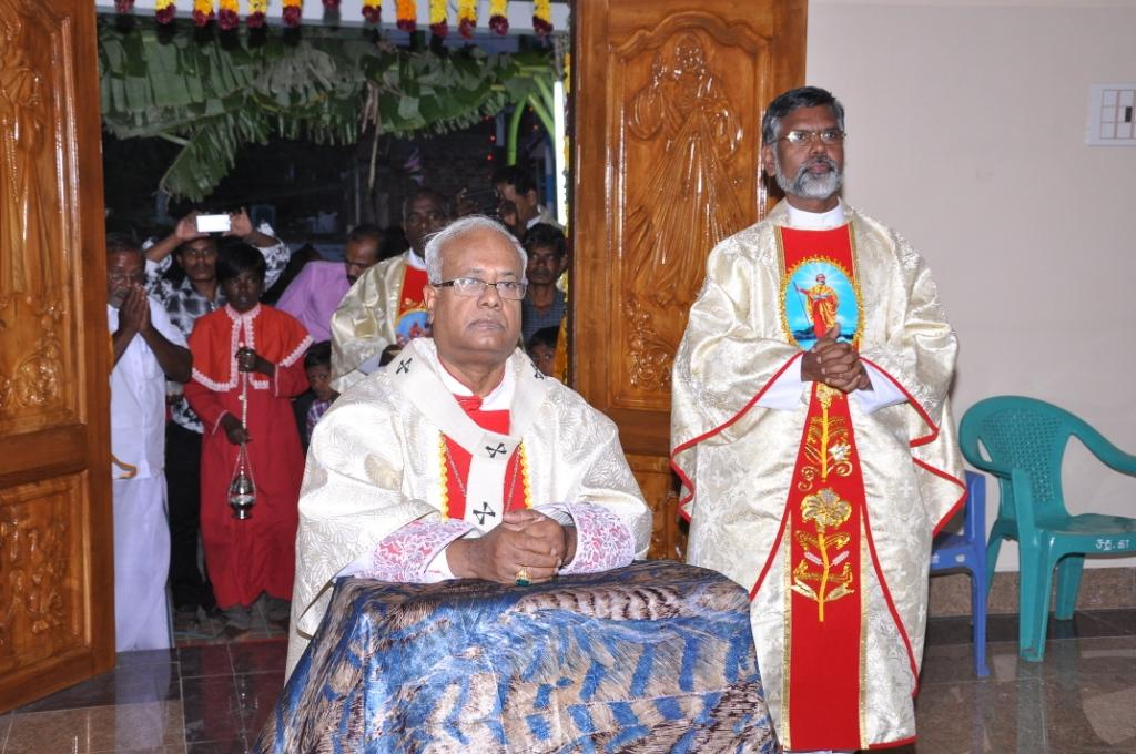 Blessing of the Chapel, Kansapuram