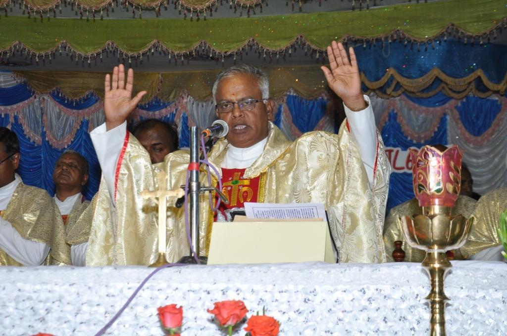 Silver Jubilee - Fr. Benedict Barnabas, R. R. Nagar