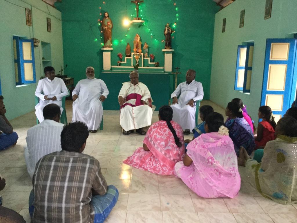 Pastoral Visit: Kavirayapuram