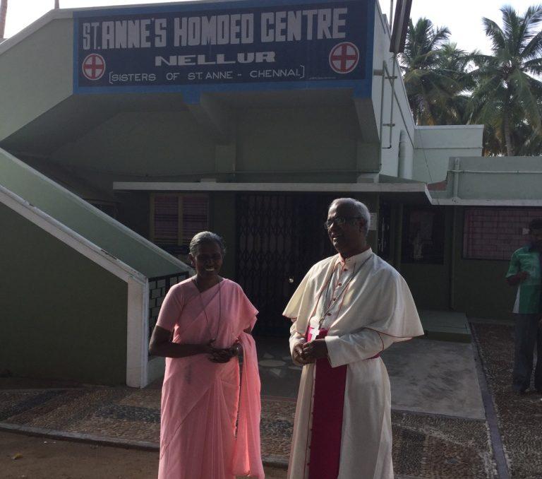 Pastoral visit - Ayyampalayam