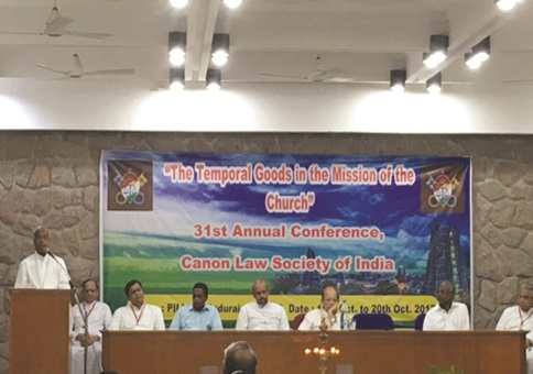 31st Annual Conference - Canon Law Society of India