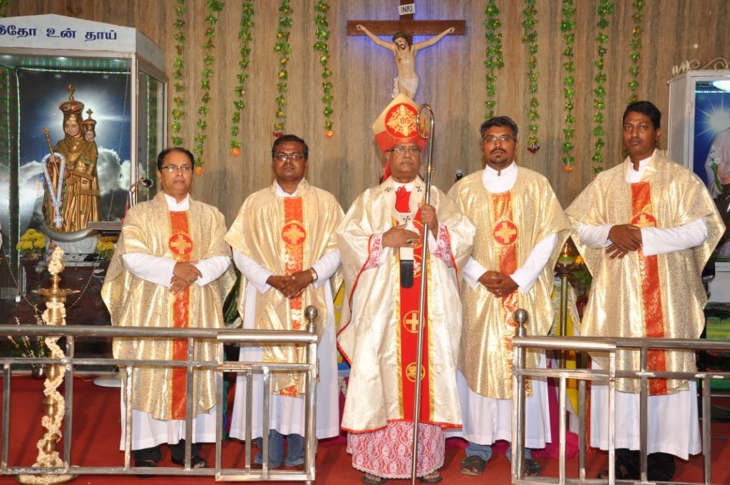Cumbum New Parish