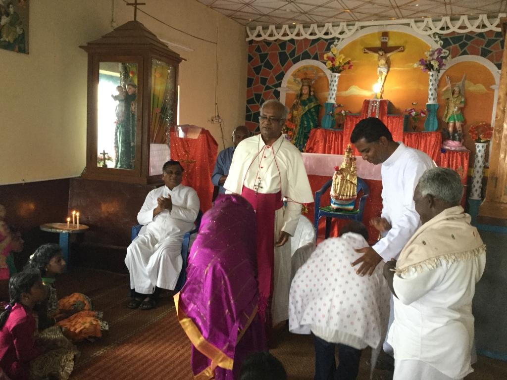 Packiapuram Pastoral Visit