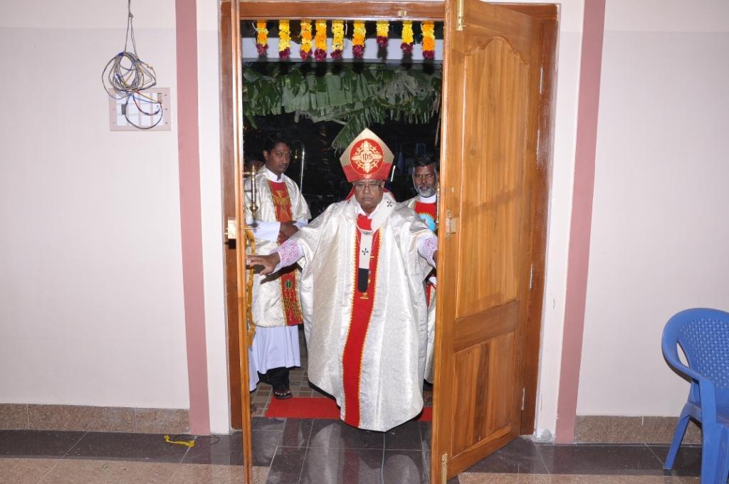 Blessing of the Chapel, Kansapuram