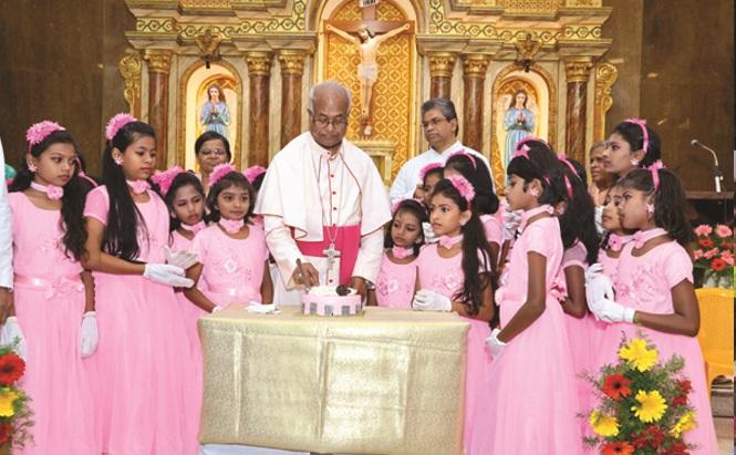 Archbishop Consecration day - St Joseph's church